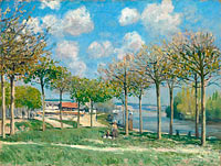 The Seine at Bougival (2)