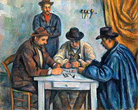 Поль Сезанн: The Card Players