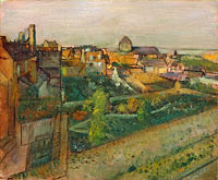 Эдгар Дега: View of Saint-Valéry-sur-Somme