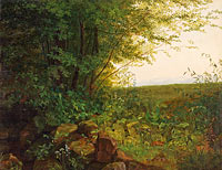 August Heinrich: At the Edge of the Forest