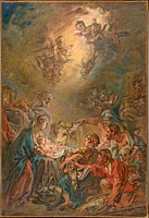 The Adoration of the Shepherds (2)