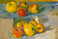 Paul Cézanne: Apples