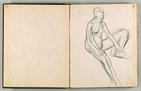 Album of Forty-five Figure Studies