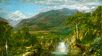 Frederic Edwin Church: Heart of the Andes