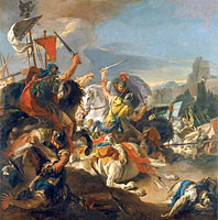 The Battle of Vercellae