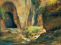 Клод Боннефонд: Ravine at Sorrento