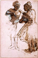 Two Dancers (2)
