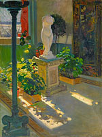William de Leftwich Dodge: Venus in Atrium