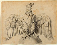 The Capitoline Eagle