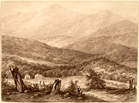 White Mountains (?), possibly 1825/1830