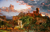 Jasper Francis Cropsey: The Spirit of War