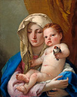 Madonna of the Goldfinch (1)