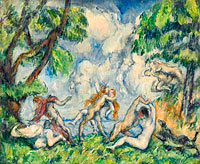 Paul Cézanne: The Battle of Love