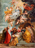The Assumption of the Virgin (2)