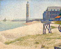 The Lighthouse at Honfleur (1)