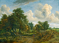 A Wooded Landscape (2)