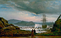 Johan Christian Dahl: Norwegian (1)