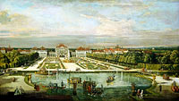 Бернардо Беллотто: Nymphenburg Palace, Munich