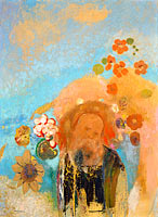 Odilon Redon: Evocation of Roussel