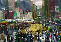 George Bellows: New York