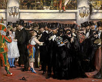 Masked Ball at the Opera (2)