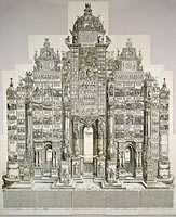Альбрехт Дюрер: The Triumphal Arch of Maximilian