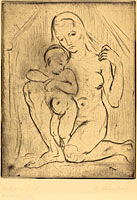 Mutter und Kind (Mother and Child)