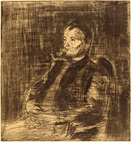 Paul Signac (Portrait de Paul Signac)