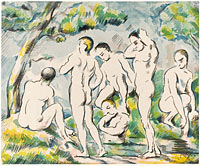 The Bathers (Small Plate) (4)