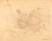 The Poor Fisher (Le pauvre pecheur)