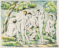 The Bathers (Small Plate) (2)