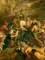 Peter Paul Rubens: The carrying of the cross