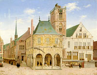 The Old Town Hall of Amsterdam, The old town hall of Amsterdam