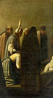 The raising of Lazarus (4)