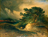 Johannes Tavenraat: The Thunderstorm