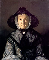Portrait of a Lady, possibly Mrs Pigott of Chetwynd