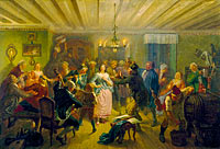 Wilhelm Wallander: The Concert at Tre Byttor