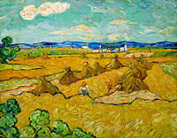 Vincent van Gogh: The Cornshocks