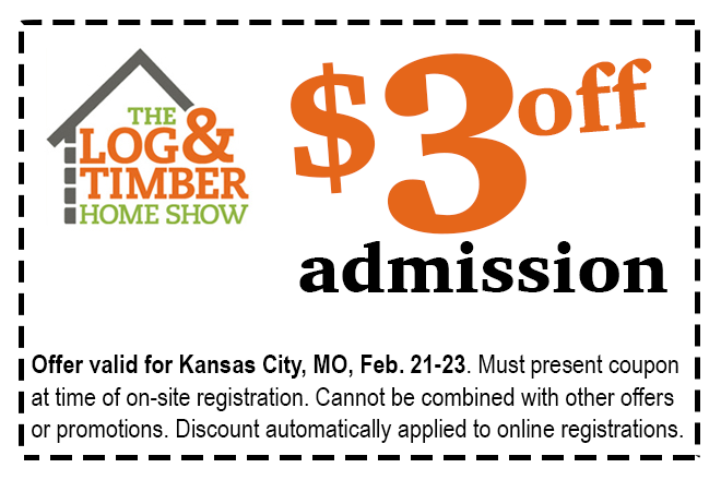 Kansas City Home Show 2020.Kansas City Mo Log Timber Home Show Feb 21 23 2020