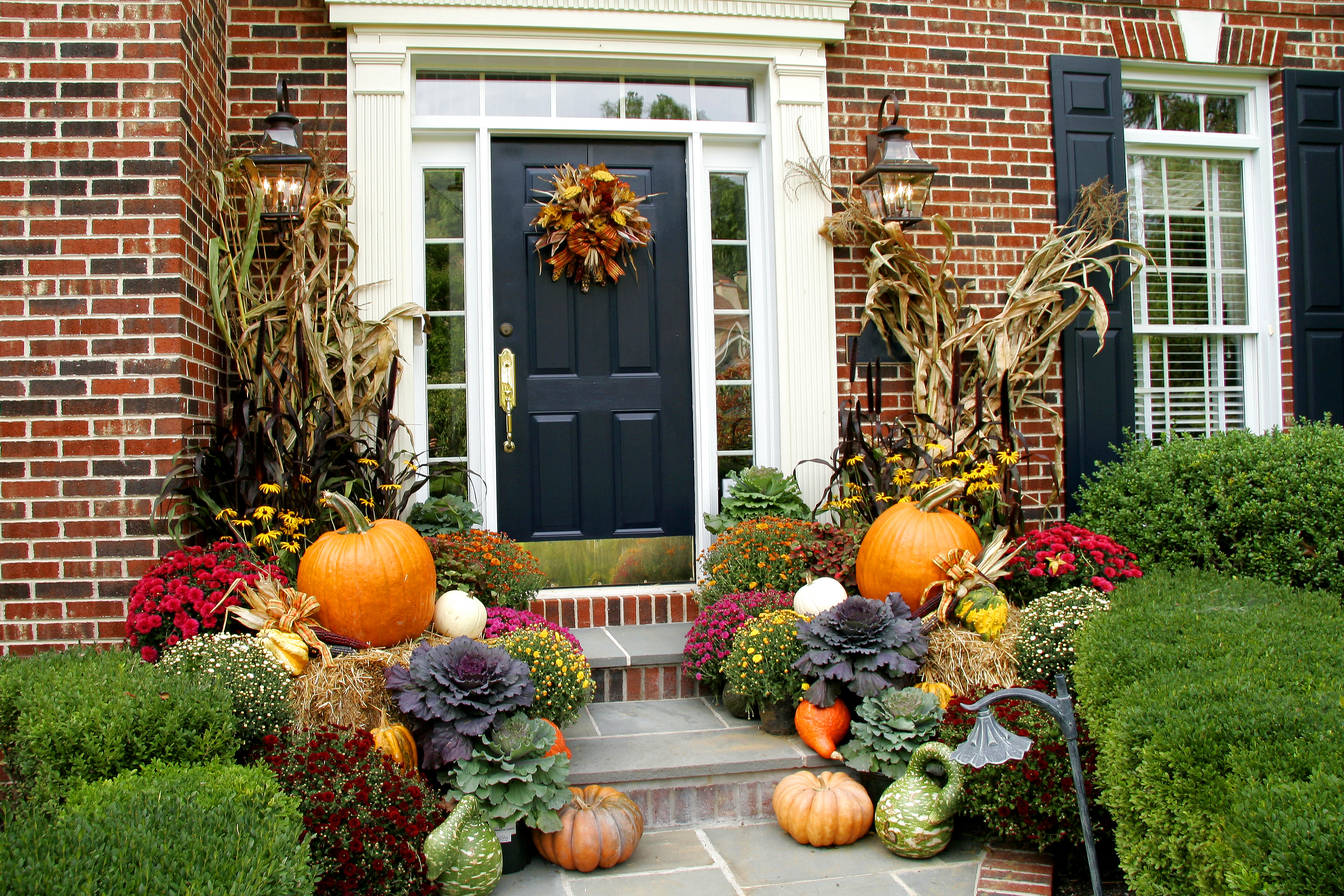 10 Fall Home Decorating Ideas