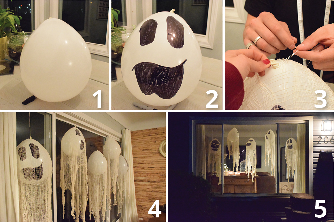 DIY-halloween-balloon-ghosts-steps