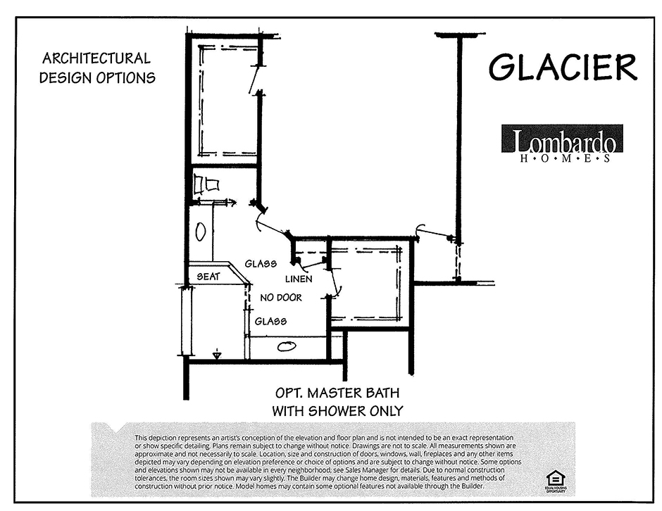 Design Options - Glacier-2