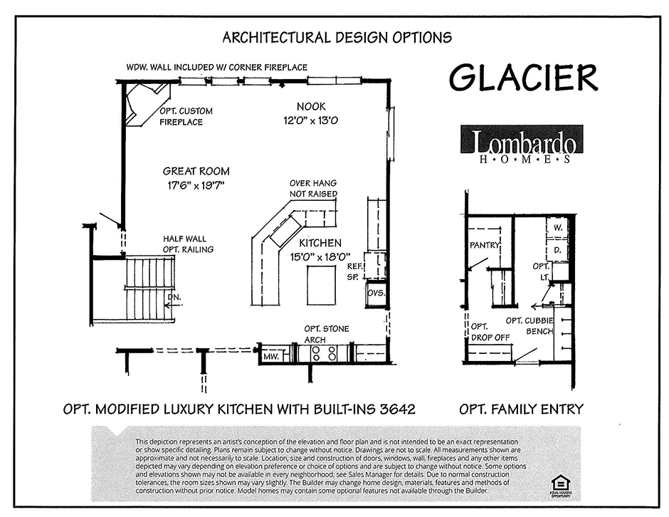 Design Options - Glacier-3