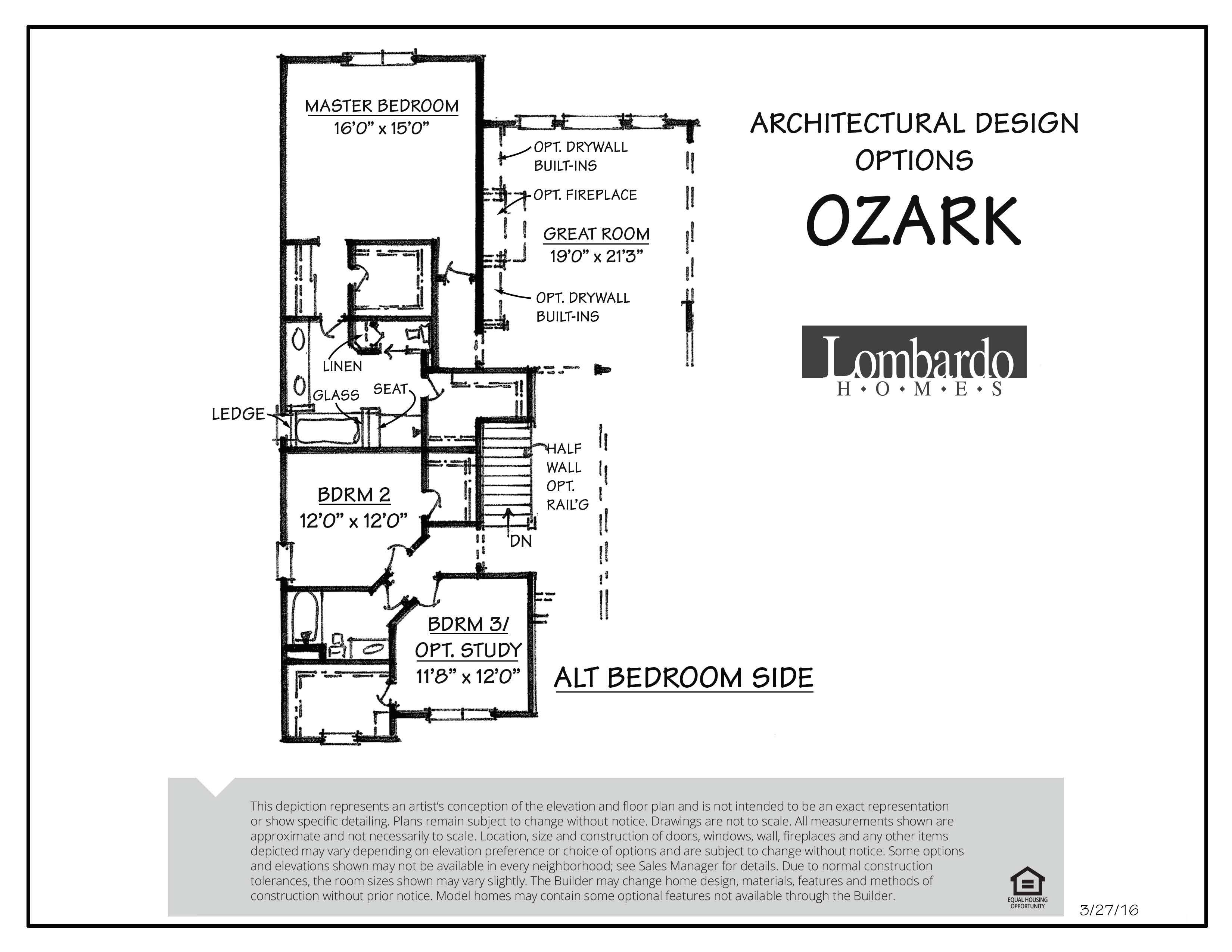 ADO Ozark Alt Bedroom Side