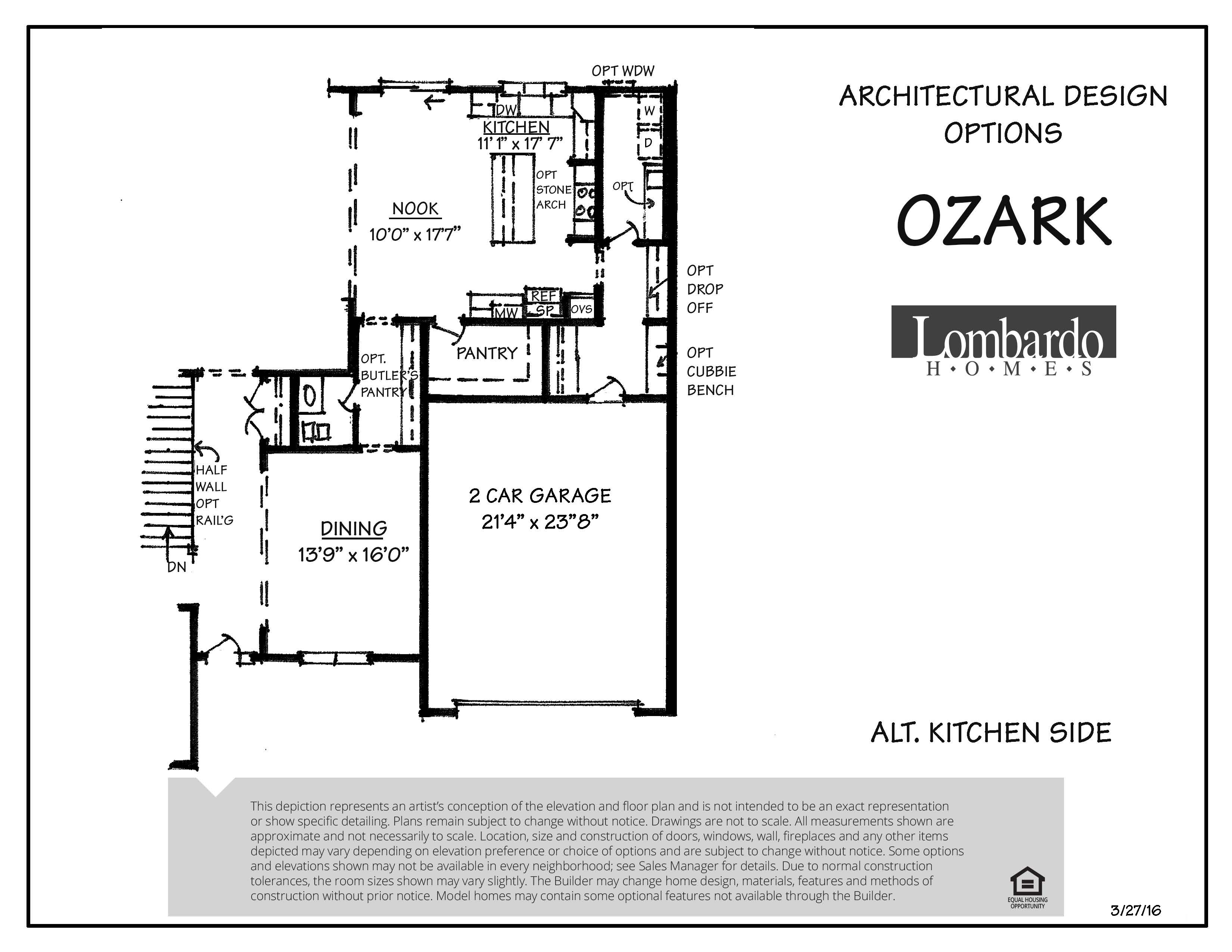 ADO Ozark Alt Kitchen Side