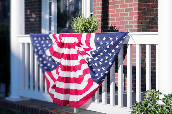 5 Red, White And Blue Home Decorating Ideas