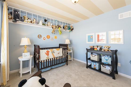 nursery decorating ideas Archives - Lombardo Homes
