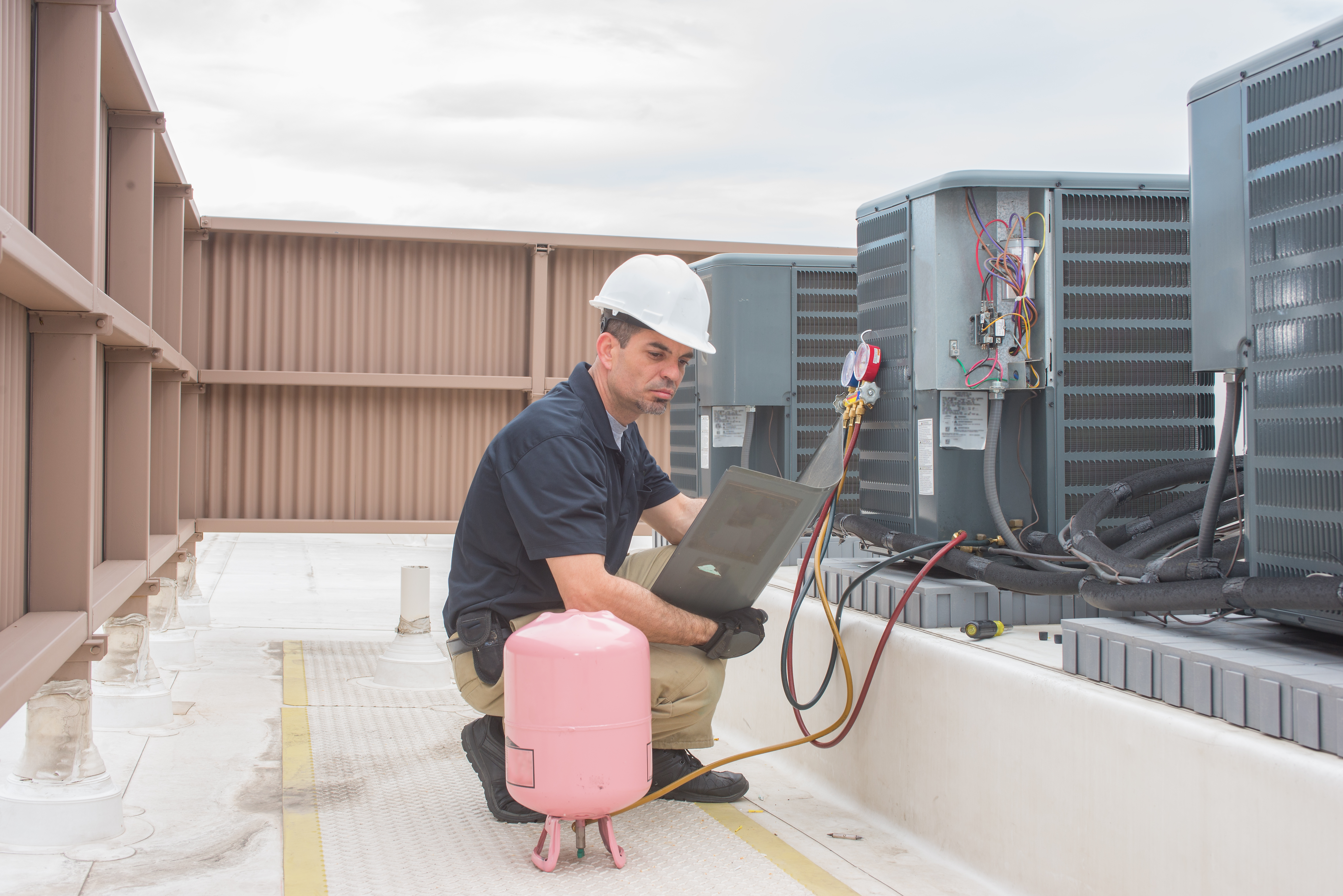 Commercial Air Conditioning Service Jersey City