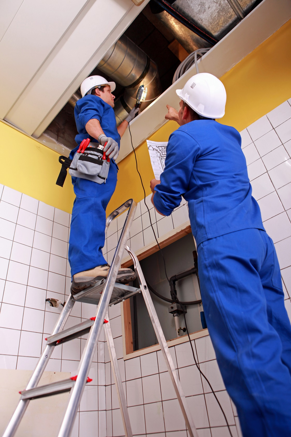 Commercial HVAC Contractors Jersey City