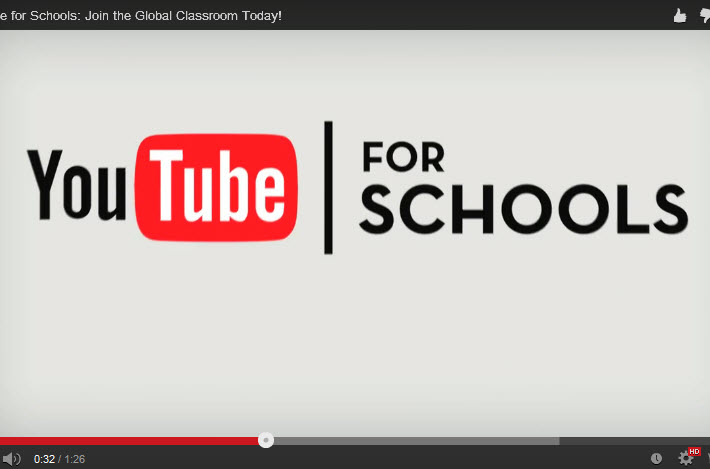 YouTube EDU: Rocking Today's Classrooms, One Video At A Time